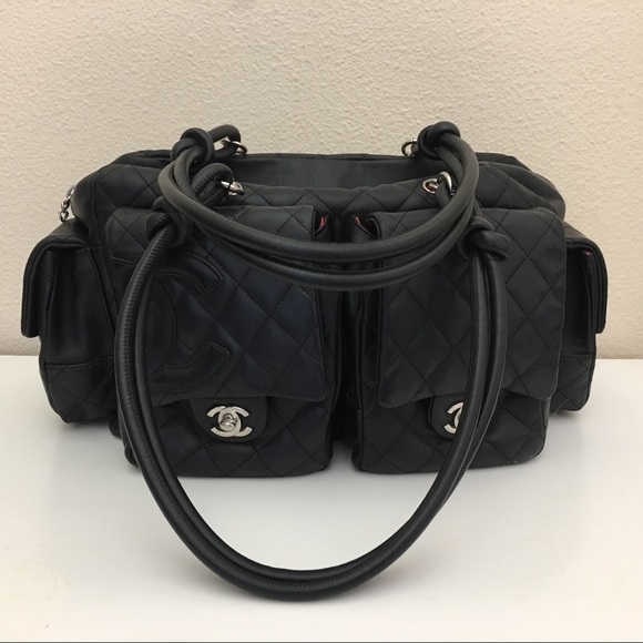 e0ee3ad363f42 CHANEL Handbags - Original Chanel Cambon Multipocket Large Reporter